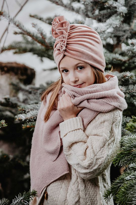 Jamiks - Caciula copii roz