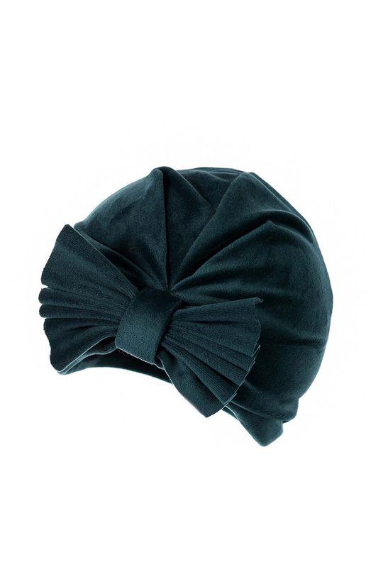 tyrkysová modrá Jamiks - Detská čiapka Dievčenský