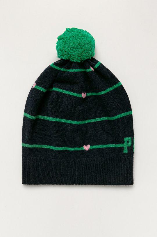 Polo Ralph Lauren - Detská čiapka tmavomodrá