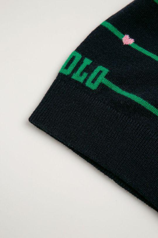 Polo Ralph Lauren - Detská čiapka  100% Vlna