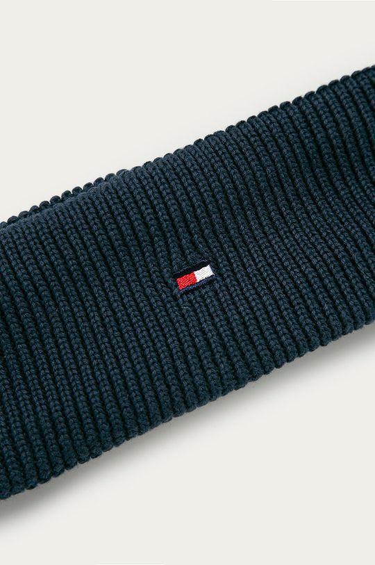 Tommy Hilfiger - Dětská čelenka námořnická modř