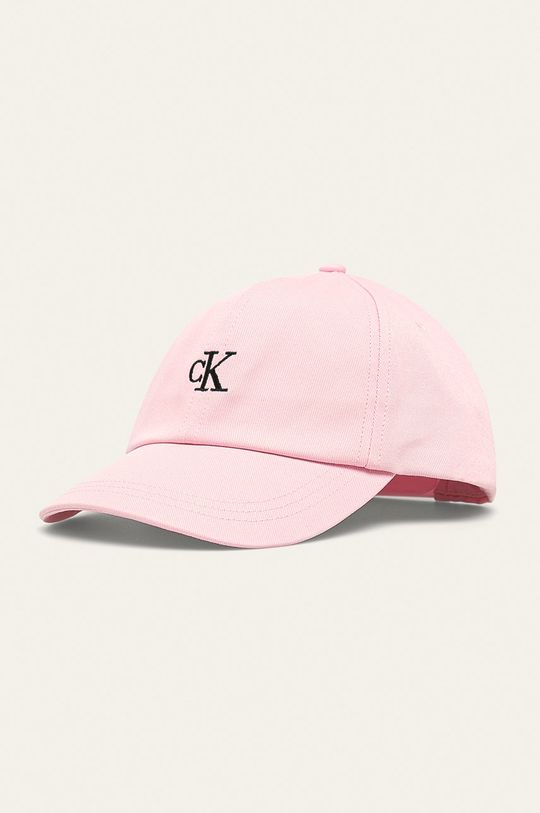 roz Calvin Klein Jeans - Caciula copii De copii