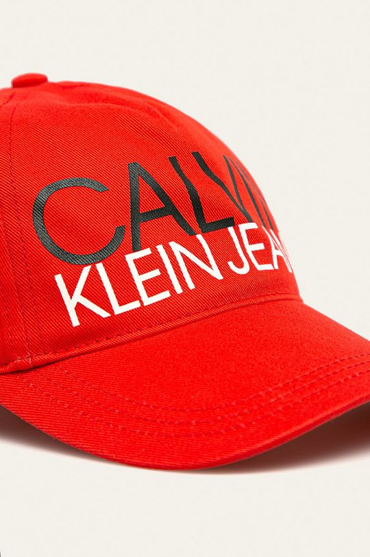 Calvin Klein Jeans - Caciula copii  100% Bumbac
