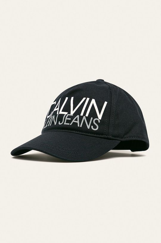 bleumarin Calvin Klein Jeans - Caciula copii De copii