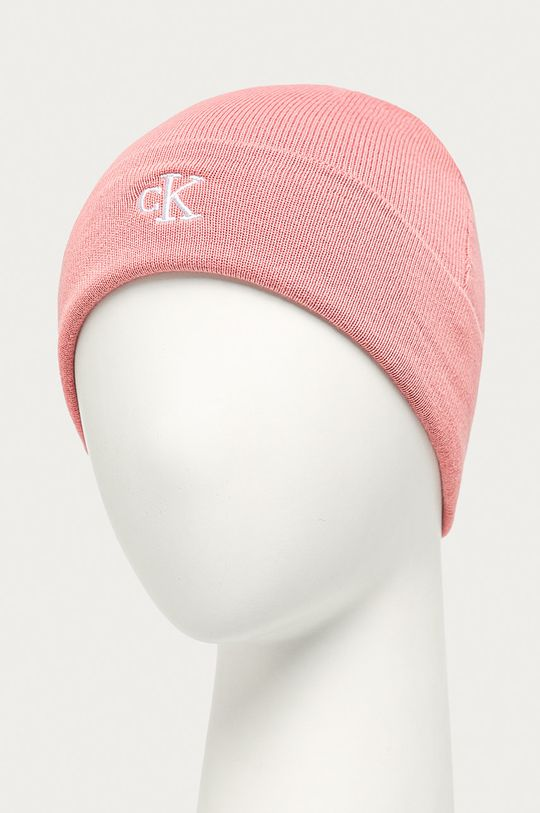 Calvin Klein Jeans - Caciula copii roz
