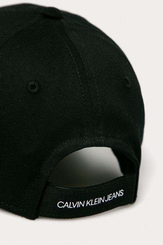 czarny Calvin Klein Jeans - Czapka