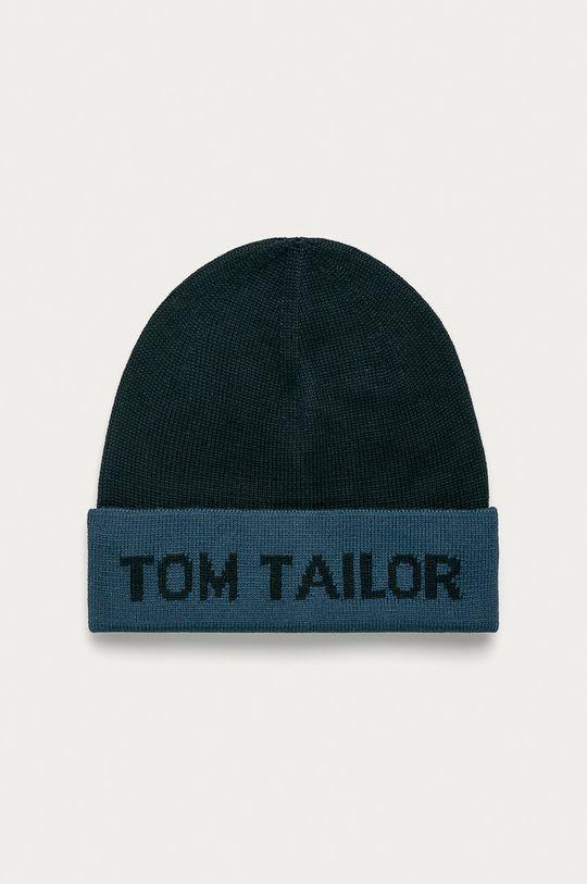 námořnická modř Tom Tailor Denim - Čepice Pánský