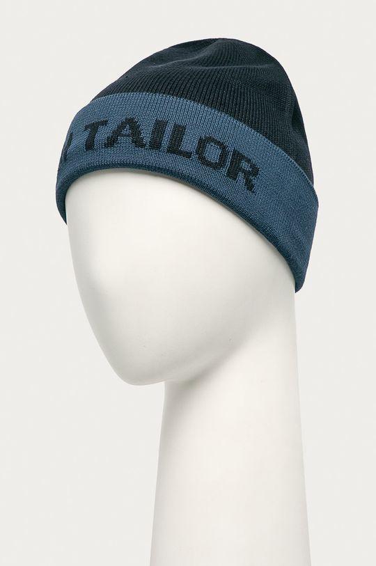 Tom Tailor Denim - Čepice námořnická modř