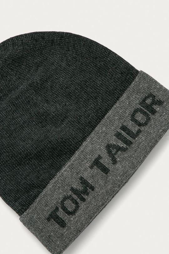 Tom Tailor Denim - Čiapka  50% Akryl, 50% Bavlna