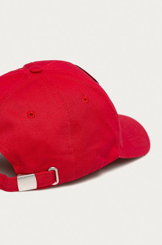 Guess Jeans - Čiapka červená