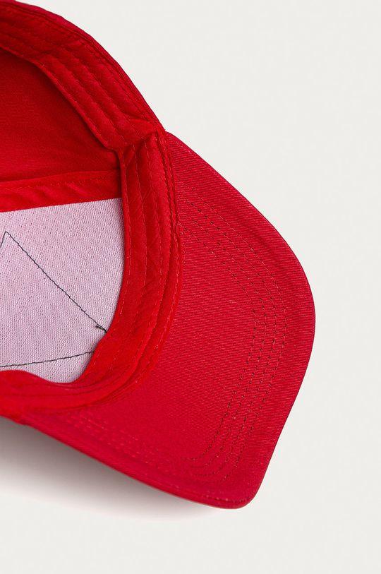 červená Guess Jeans - Čiapka