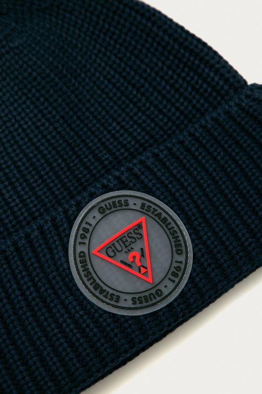 Guess Jeans - Čiapka  100% Bavlna