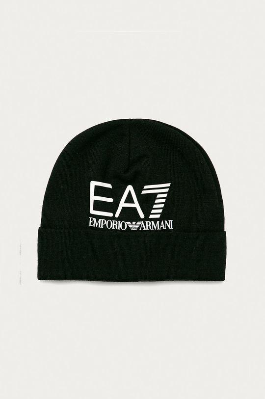 fekete EA7 Emporio Armani - Sapka Férfi