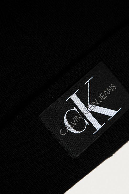 Calvin Klein Jeans - Caciula  10% Casmir, 20% Poliamida, 40% Lana, 30% Viscoza