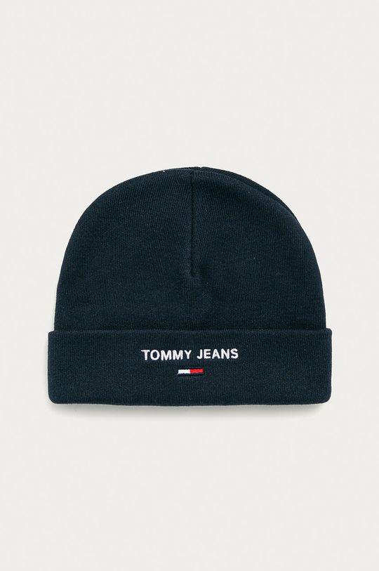 námořnická modř Tommy Jeans - Čepice Pánský