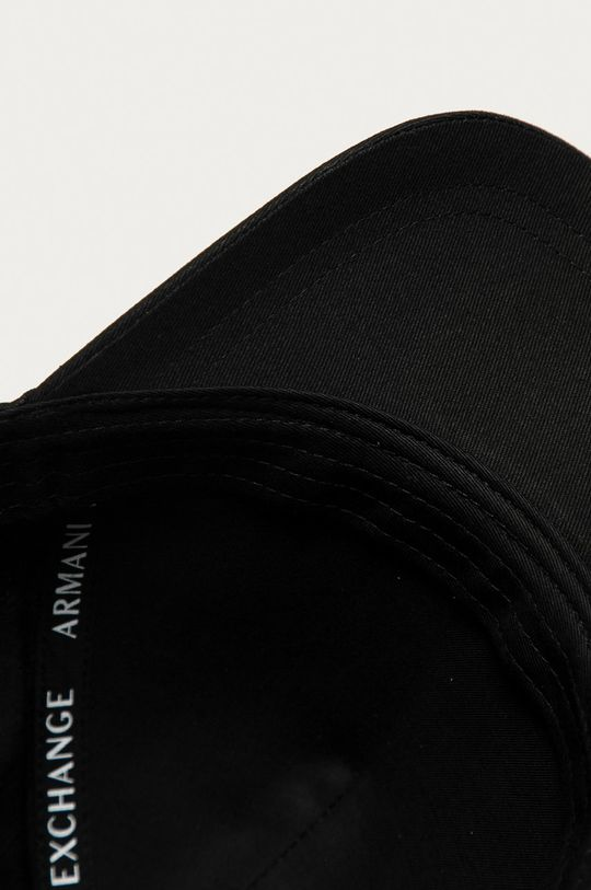 negru Armani Exchange - Caciula