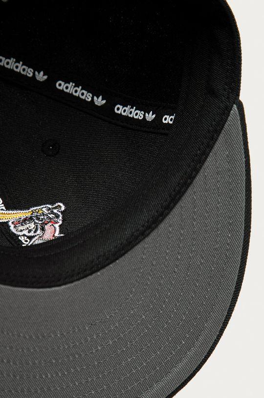 čierna adidas Originals - Čiapka