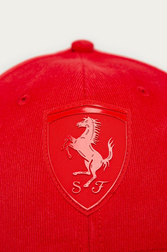 Puma - Čiapka X Ferrari červená