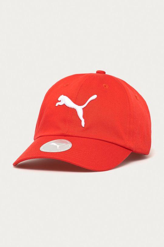 červená Puma - Čepice Pánský