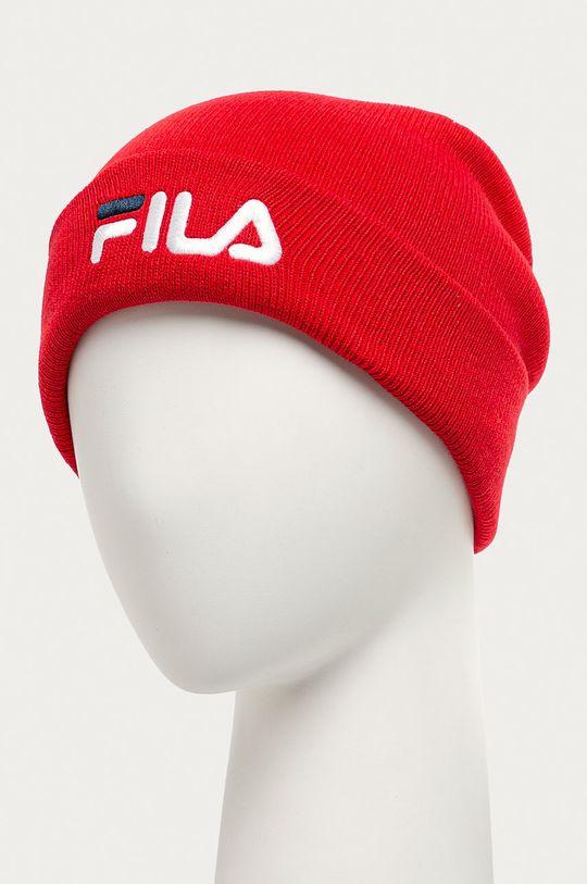 Fila - Czapka czerwony