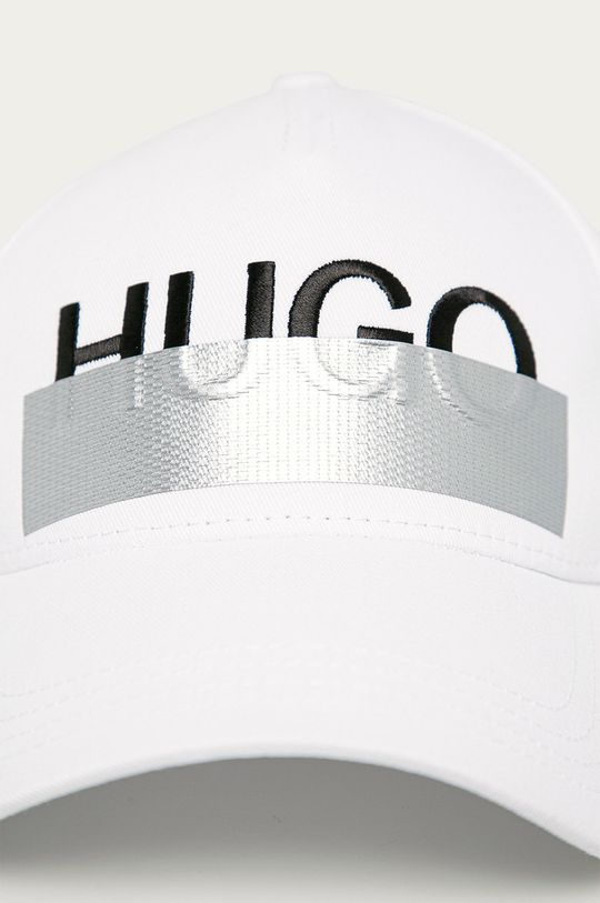 Hugo - Čepice bílá