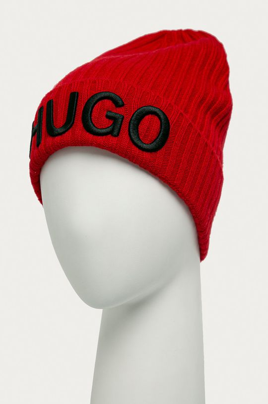 Hugo - Čepice červená