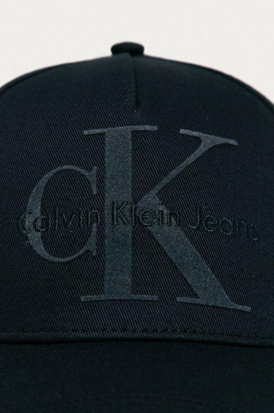 Calvin Klein Jeans - Čiapka tmavomodrá