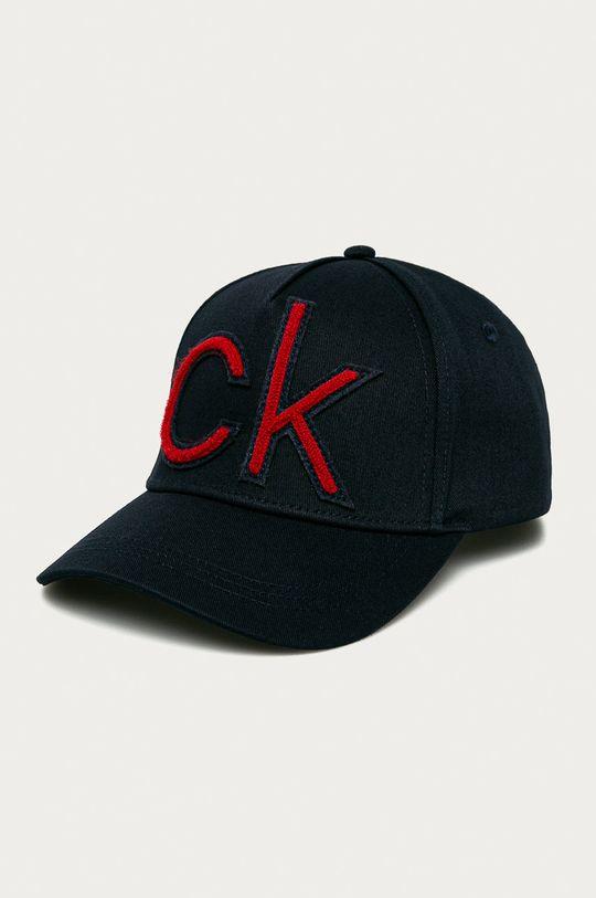 tmavomodrá Calvin Klein - Čiapka Pánsky