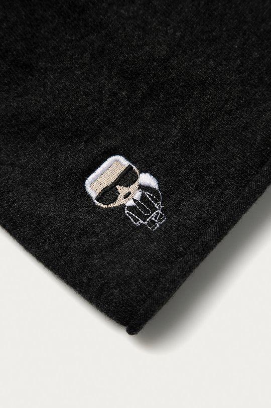 Karl Lagerfeld - Čepice  10% Kašmír, 90% Vlna