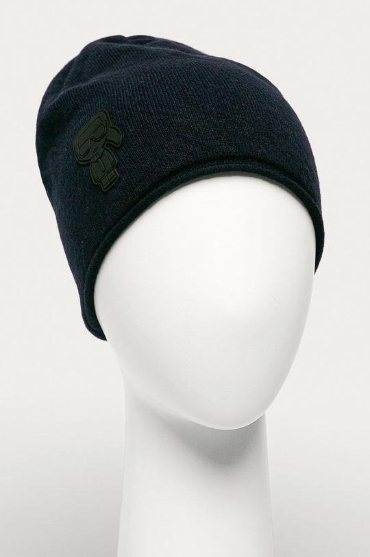 Karl Lagerfeld - Čepice námořnická modř