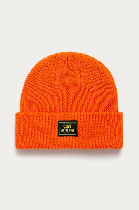 pomarańczowy Vans - Czapka Męski