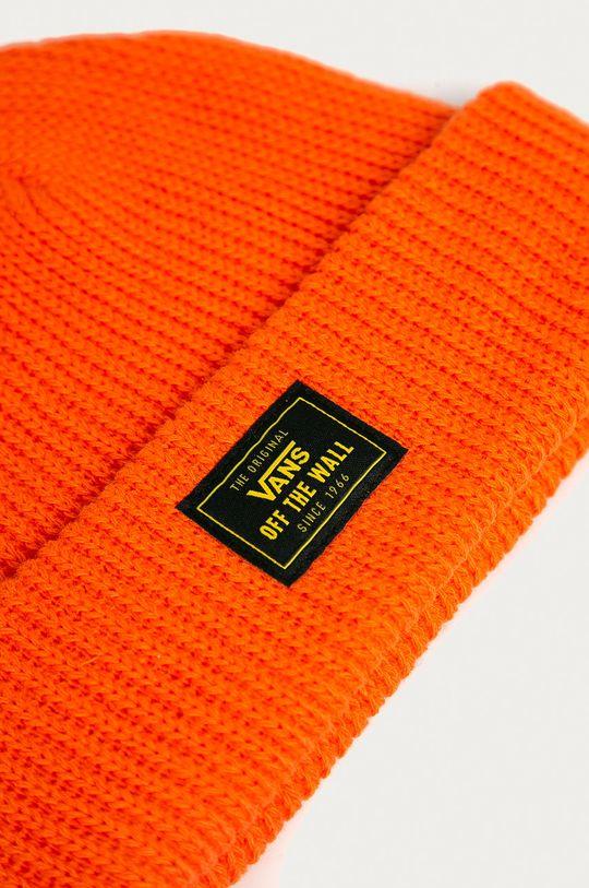 Vans - Czapka pomarańczowy