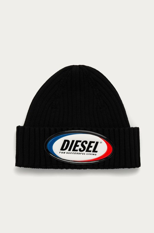 černá Diesel - Čepice Unisex