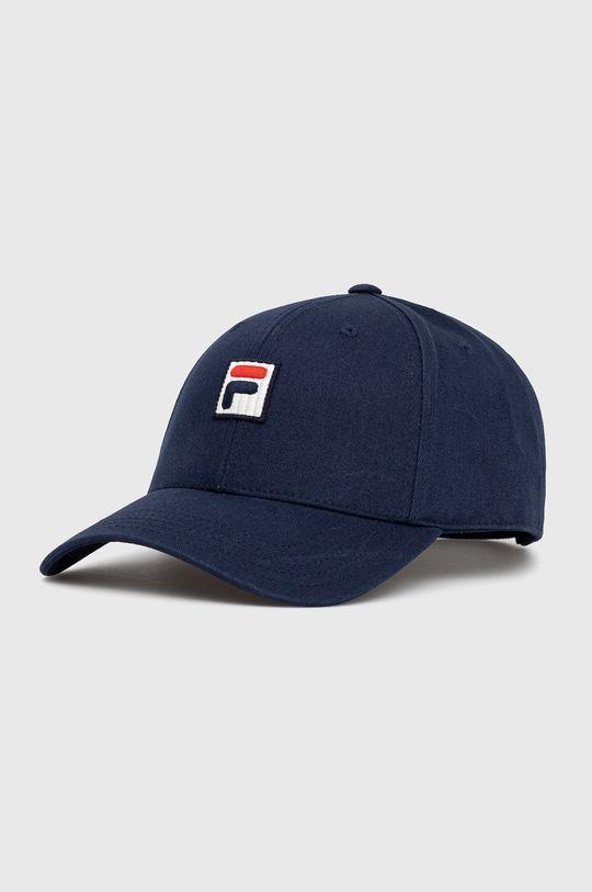 námořnická modř Fila - Čepice Unisex