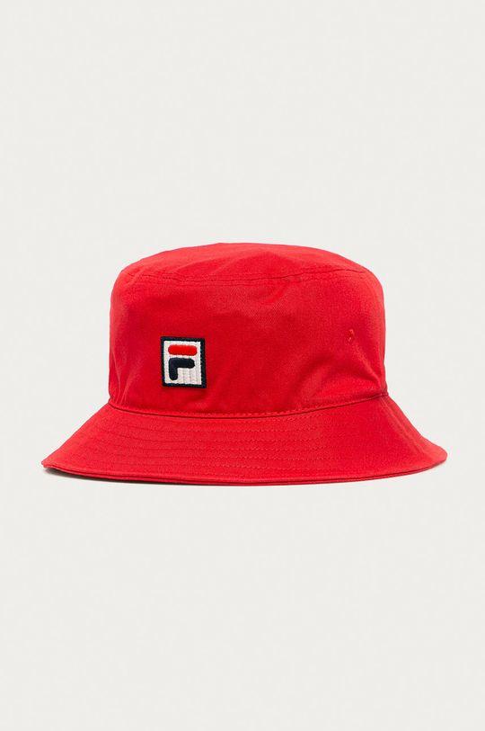 červená Fila - Klobouk Unisex
