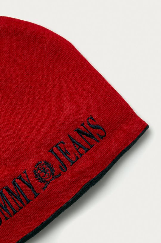 Tommy Jeans - Caciula  50% Acril, 50% Bumbac