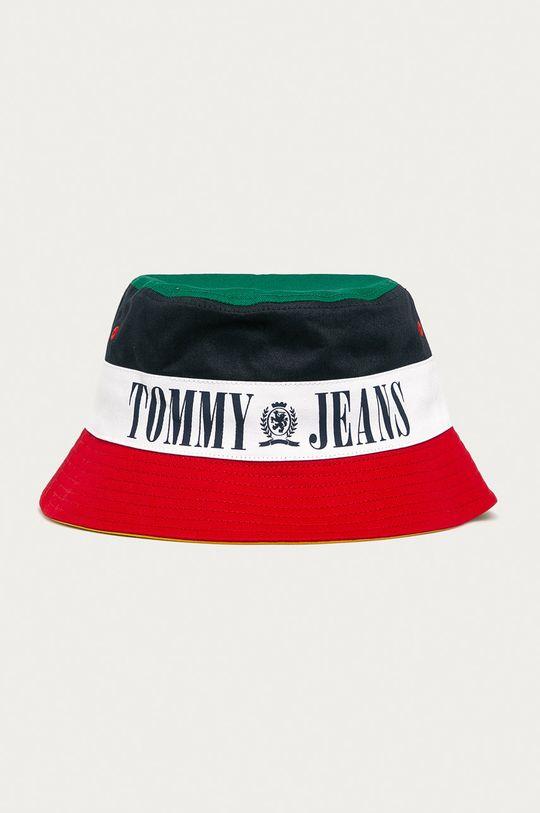 tmavomodrá Tommy Jeans - Obojstranný klobúk Unisex