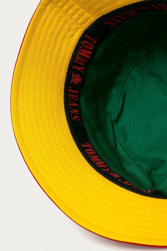 tmavomodrá Tommy Jeans - Obojstranný klobúk