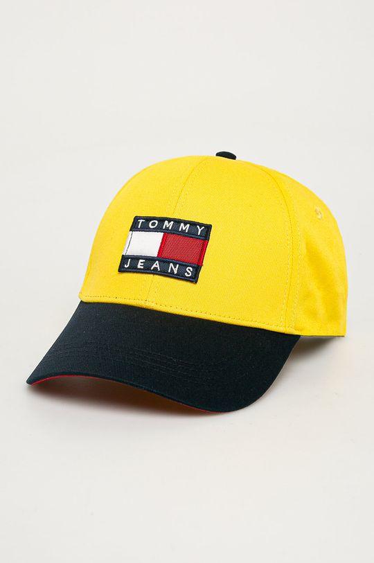žltá Tommy Jeans - Čiapka Unisex
