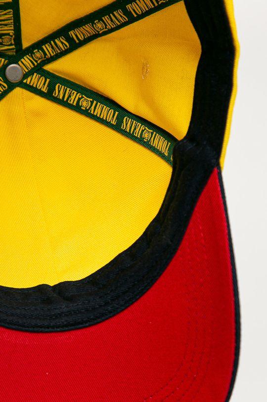 žltá Tommy Jeans - Čiapka