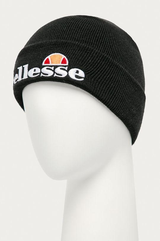 Ellesse - Czapka i rękawiczki czarny