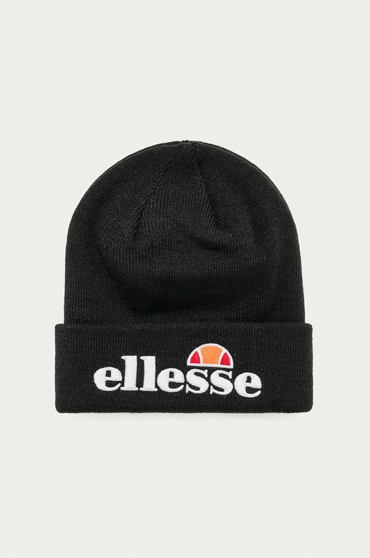 czarny Ellesse - Czapka i rękawiczki
