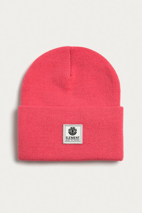 ružovo-červená Element - Čiapka Unisex