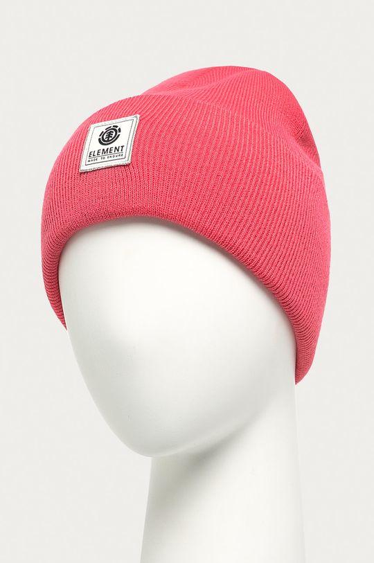 Element - Caciula roz rosu