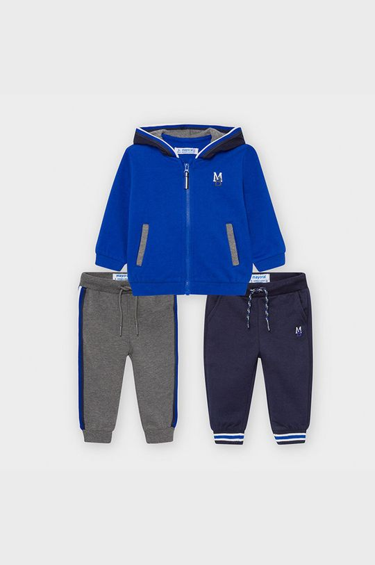 modrá Mayoral - Detská tepláková súprava 68-98 cm Chlapčenský
