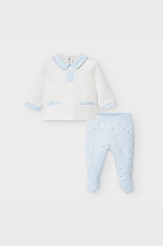 svetlomodrá Mayoral Newborn - Detská súprava Chlapčenský