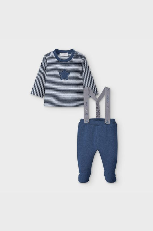 Mayoral Newborn - Detská súprava 55-86 cm modrá