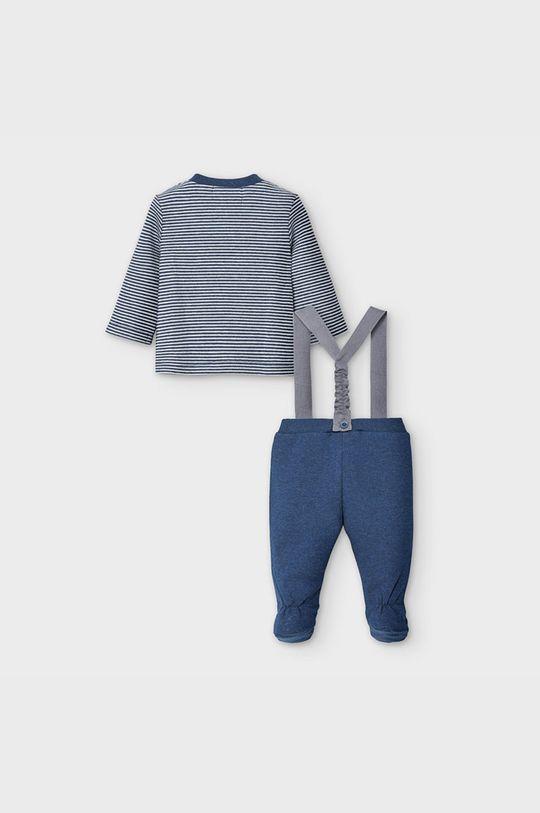 Mayoral Newborn - Detská súprava 55-86 cm  1. látka: 82% Bavlna, 1% Elastan, 17% Polyester 2. látka: 95% Bavlna, 5% Elastan 3. látka: 100% Polyester