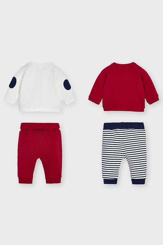 Mayoral Newborn - Detská tepláková súprava 60-86 cm červená