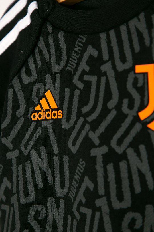 adidas Performance - Dětská tepláková souprava 62-104 cm  70% Bavlna, 30% Recyklovaný polyester